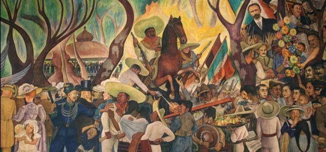 Diego Rivera… grande pittore messicano – Dipinti e murales… tradizione e… rivoluzione | IL MONDO DI ORSOSOGNANTE