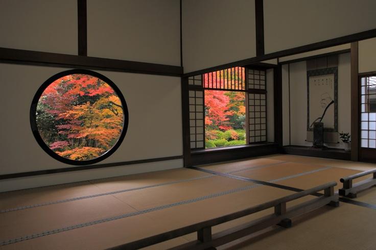 Genko-an Temple,Kyoto|源光庵 紅葉