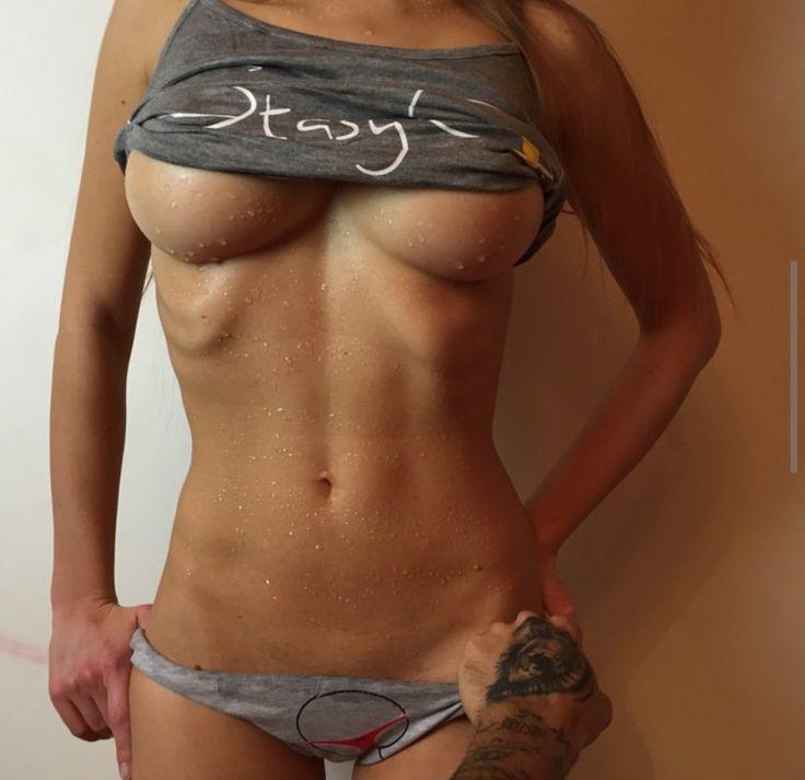 Flat stomach sexy porn