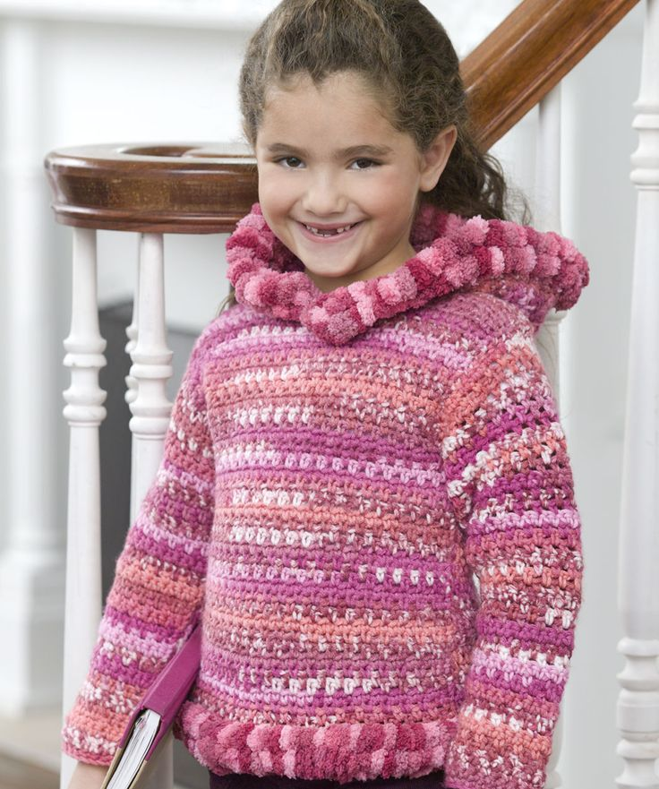 13 best Child Sweaters & Cardigans - Crochet Patterns images on ...