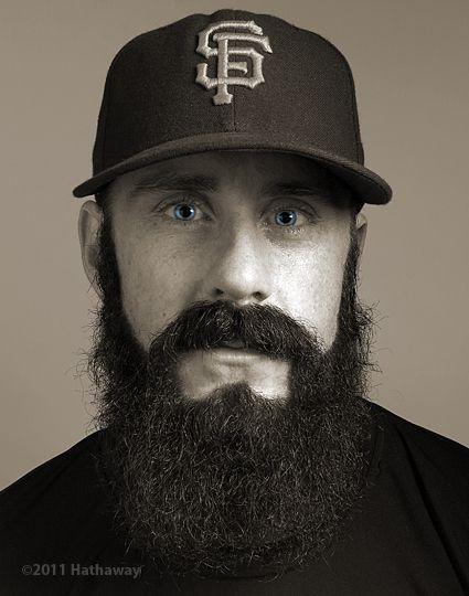 """Brian Wilson #SFGiants #FearTheBeard"" >> The Beard is here to stay @bellarogue32"