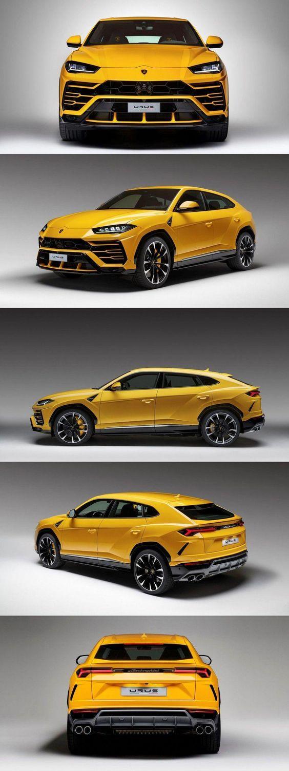 Watch Lamborghini Urus Accelerate #Lamborghini #Urus #SUV
