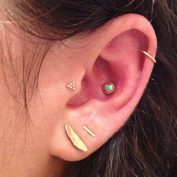 Six schmuck piercing  97 besten piercings Bilder auf Pinterest | Nippelringe, Schmuck ...