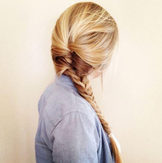 Lise Saç Modeli