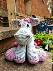 Ravelry: Hippo (Heather) pattern by Sally Titterton