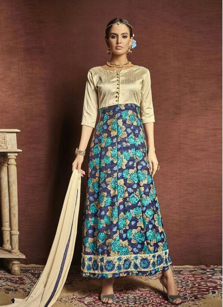 SF Designer Anarkali Bridal Indian Pakistani Salwar Kameez Bollywood Party Wear  #Lookbollywood #BollywoodSalwarKameez
