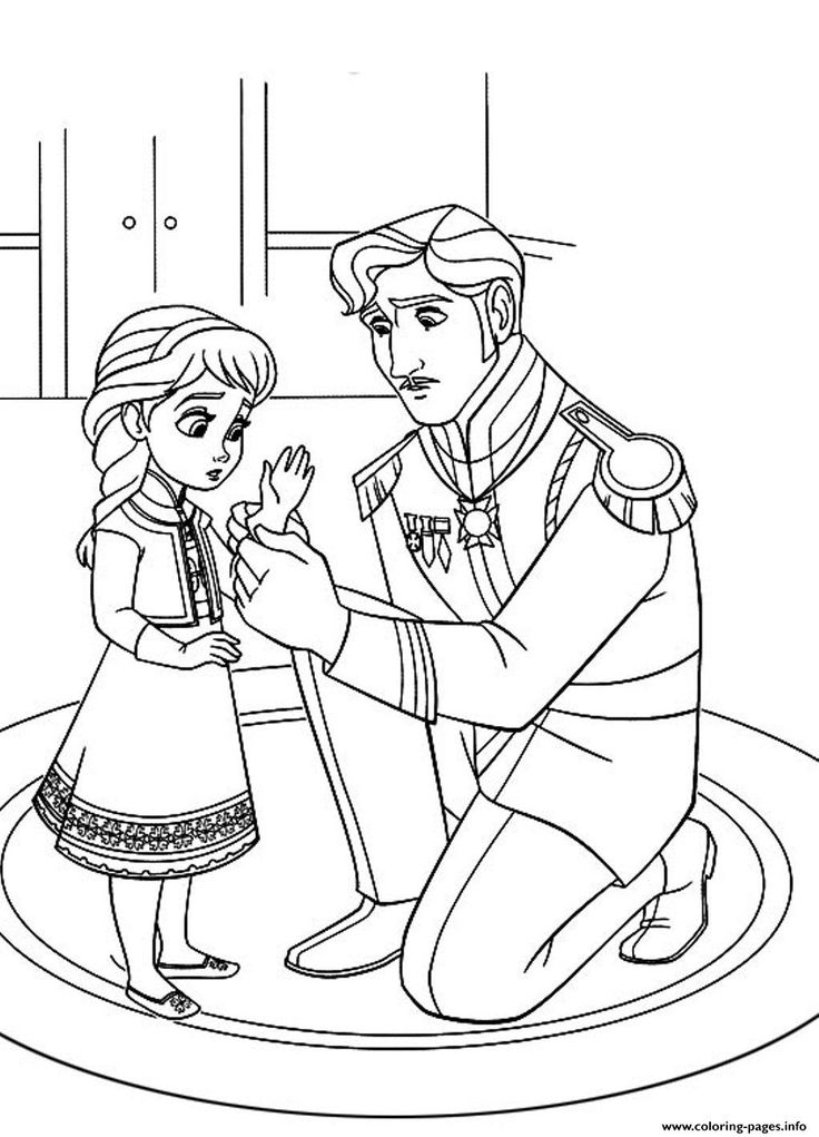 print free frozen d500 coloring pages