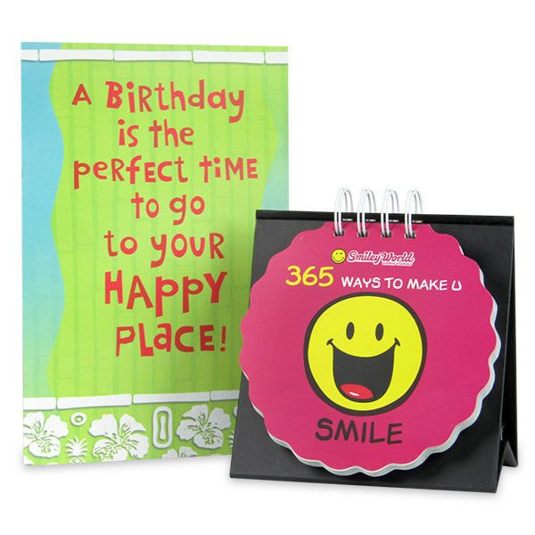 Special Birthday Hamper Wish your dear one in a special way on her or his birthday with this hamper which contains a smiley desk quotes calendar and a greeting card. Rs. 444 : Shop Now : https://hallmarkcards.co.in/collections/shop-all/products/special-birthday-hamper