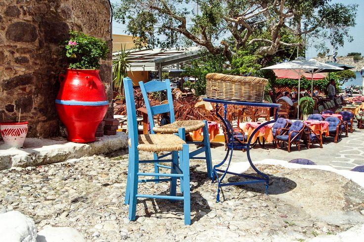In Kos-Stadt Mastichari Beachi, Hier gibt es sehr nette Tavernen, direkt am Strand gelegen. #Kos #Insel #Griechenland #greece #island #Dodekanes #InselKos #KosIsland