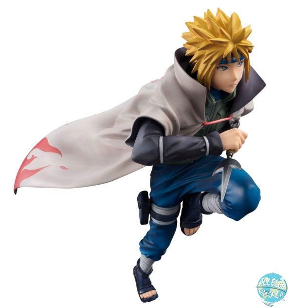 Naruto Shippuden Minato Namikaze Statue G E M Serie