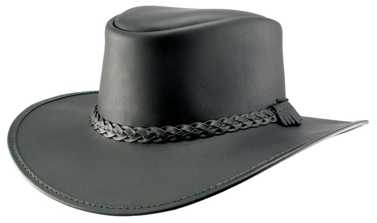A hard-working hat with Outback style. The durable Bravo is soft and flexible enough to handle crushing and abuse while maintaining its custom shape. The full grain, smooth finished distressed cowhide is complemented by an edge braided band and brim trim for a great looking finish. A hat you can wear all day, every day.