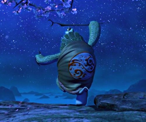 The Master Oogway Way | Toons and Comic Art | Master ...