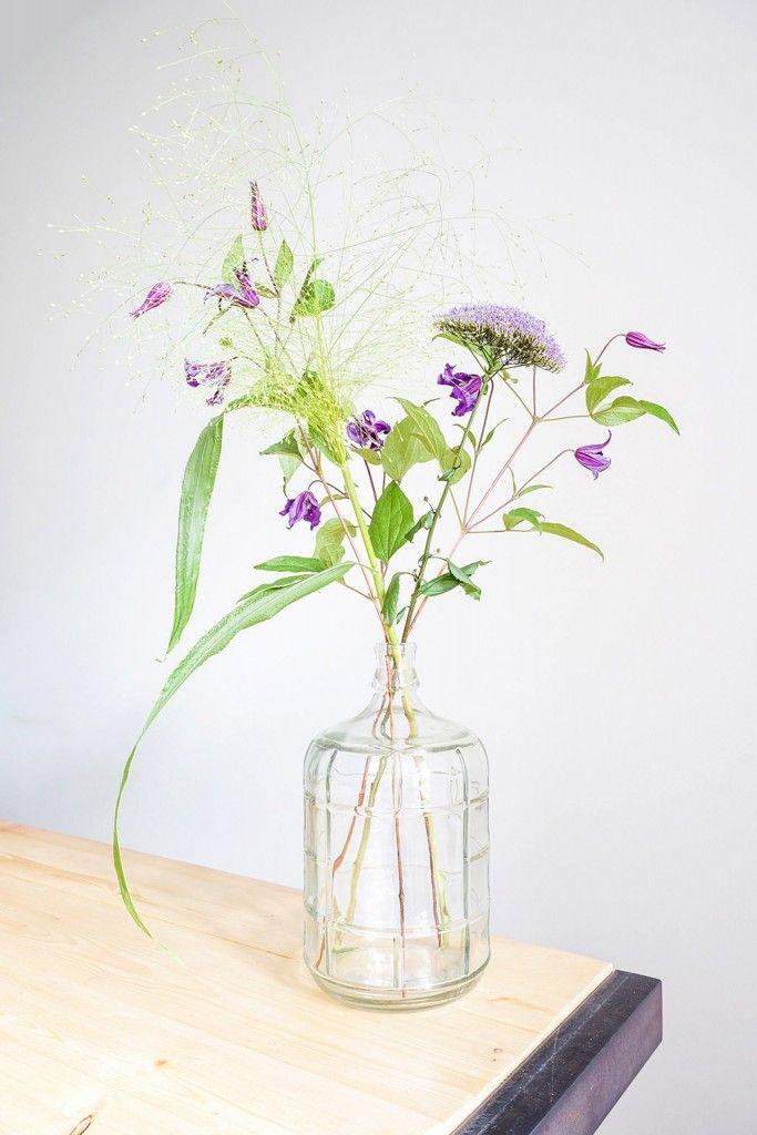 Uit 'Stijlen met bloemen & vazen' editie 5, 2015 | Flowers | Bohemian