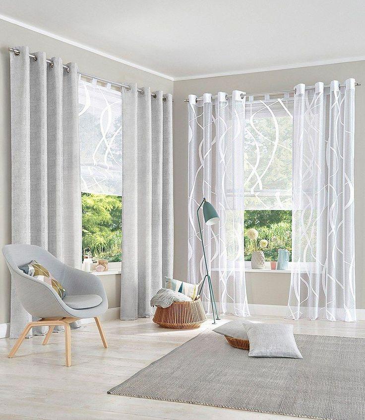 gardinen wohnzimmer beispiele