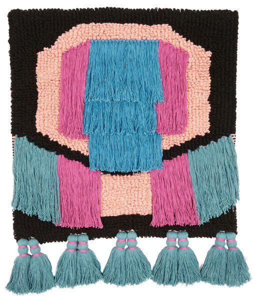 SS15 Limited Edition Corfu Wall Hanging Pink   Six By Eight   Store