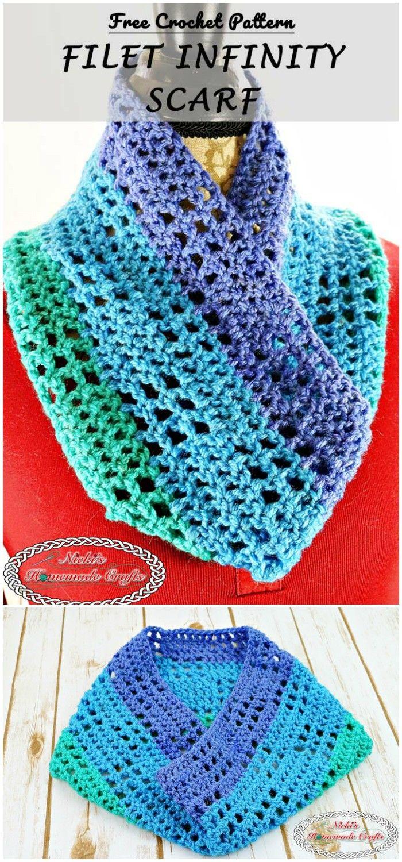 57 besten Crochet me a scarf! Bilder auf Pinterest