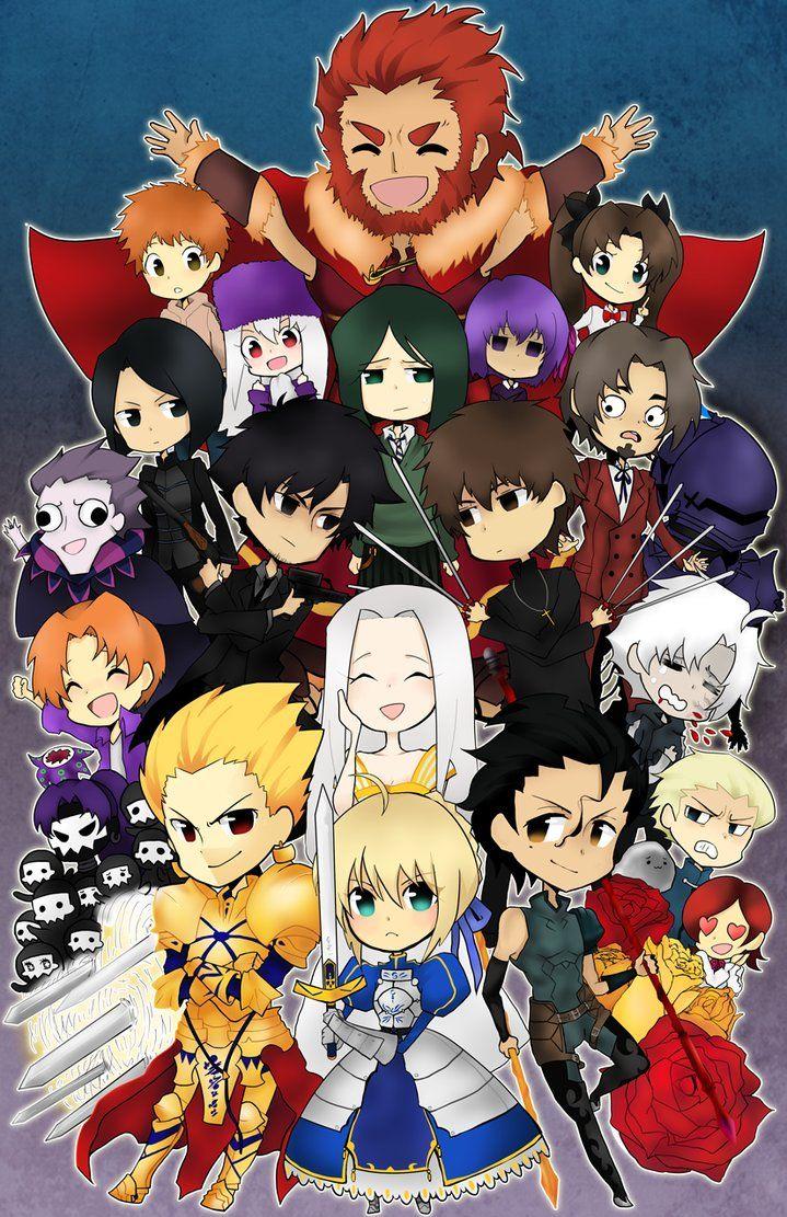 Fate/Zero by coolzaku on deviantART