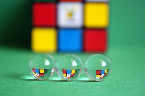 Rubik's Photography