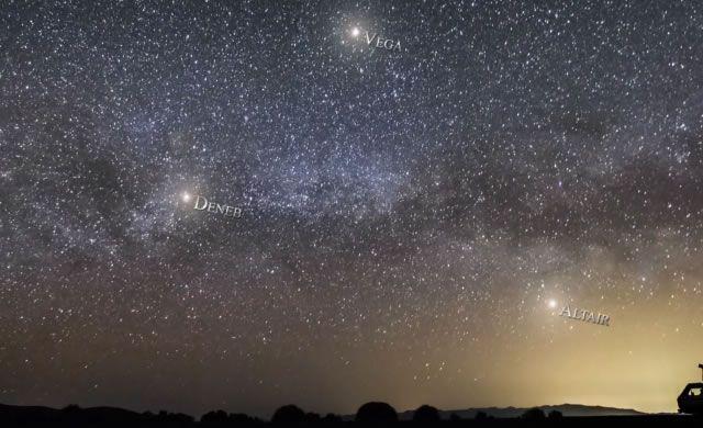 Cieli Notturni – Night Skies