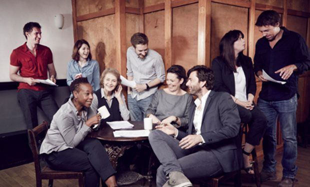 Olivia Colman and David Tennant in first Broadchurch 2 cast photos Returning stars of Broadchurch, including Jodie Whittaker, Andrew Buchan ...