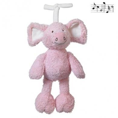 HAppy Horse - Animal Farm Pig Musical Mobile  - #poshprezzi