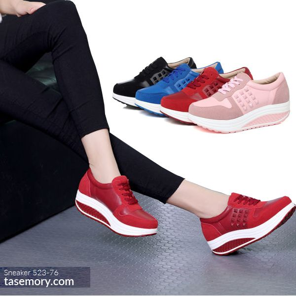 Sepatu EMORY Sneaker 523-76 Terbaru