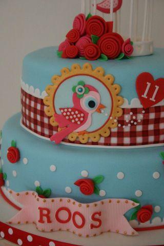 """Weer een PIP taart! (Pagina 1) - Bruids- en Stapeltaarten - Het """"DeLeuksteTaarten"""" - forum"""
