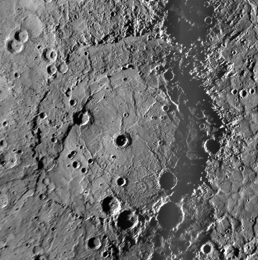 Mercury close up: The best pictures from Nasa's Messenger spacecraft mission - Telegraph