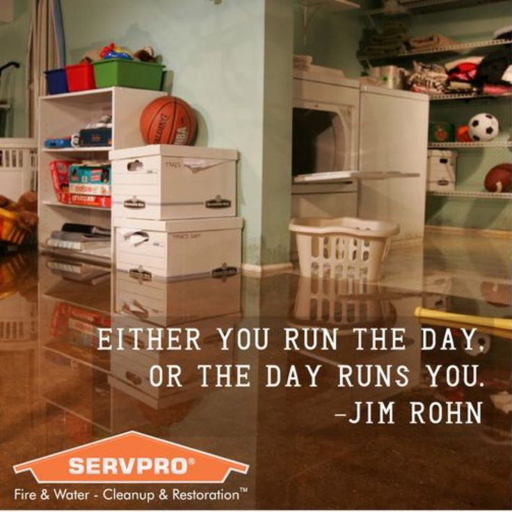 SERVPRO of Ventura is a trusted leader in the restoration