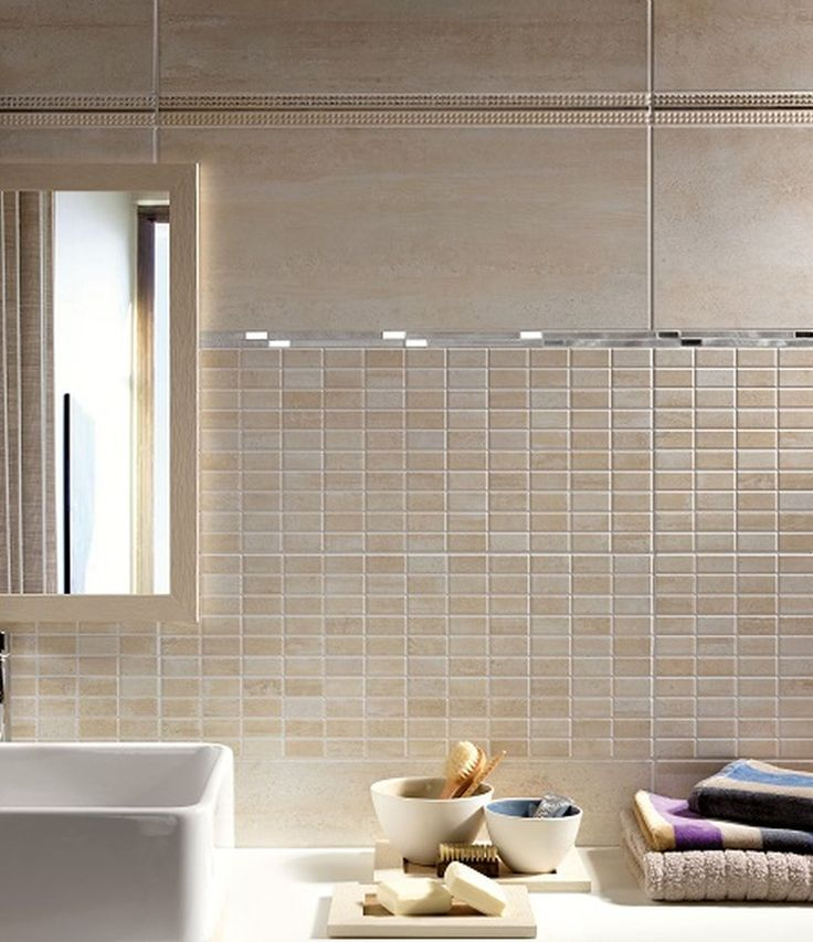 8 best salle de bain images on Pinterest Bathroom, Bathrooms and - brico depot faience salle de bain