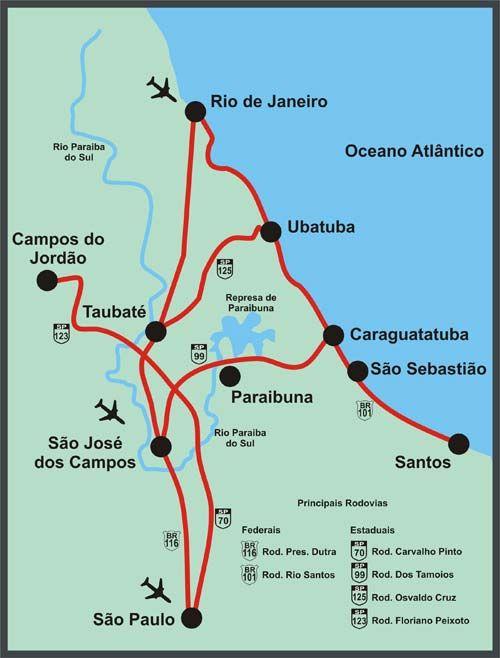 mapa-estrada