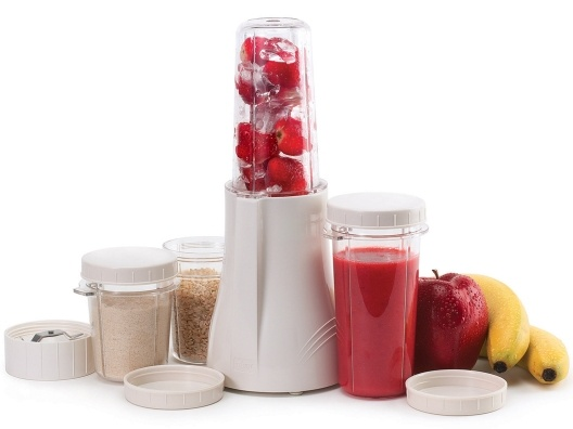 BPA Free Complete Personal Blender With Grinder. Find This Pin And More On Tony  Horton Kitchen ...
