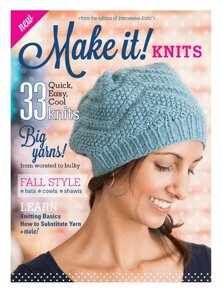 *MAKE IT! Knits, pages 1-100,