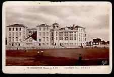 GREECE - THESSALONIKI SALONIQUE - 1936 POST CARD - Y.M.C.A. PALACE Χ.ΑΝ.Θ.  VIEW