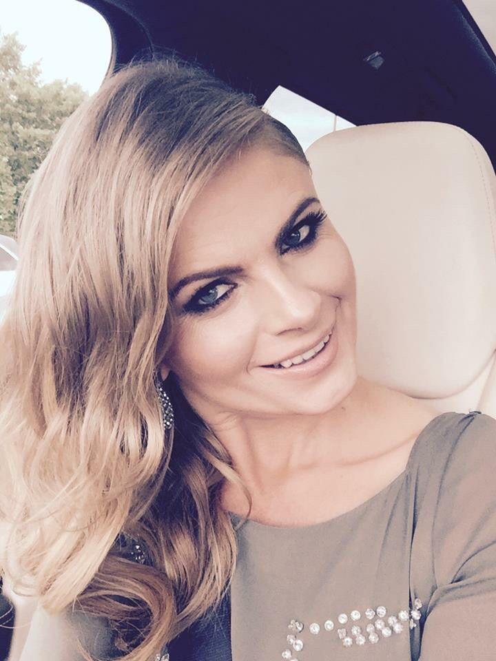 Designer Viola Piekut mua makeup