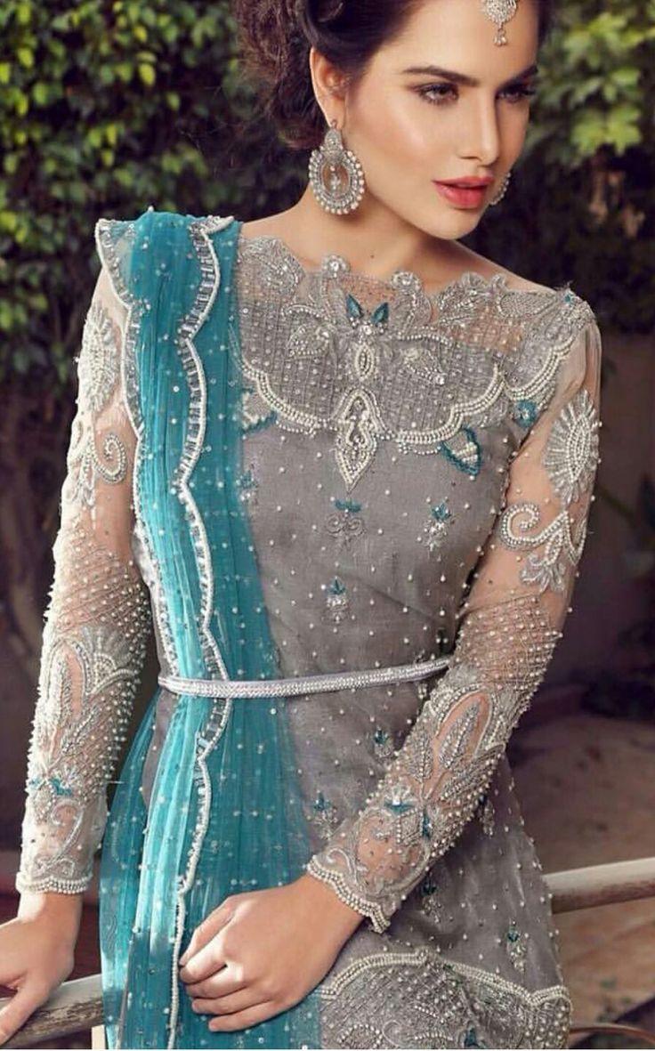1281 best Asian images on Pinterest | Desi wedding, Wedding wear and ...
