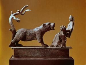 Simbologia la dea Artemide con l'orso - http://simbologia.altervista.org/orso.html