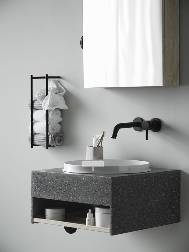 TDC: Lagom Bathroom designed by Note Design Studio
