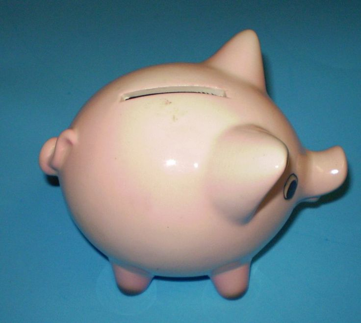 97 best Piggy Banks images on Pinterest  Piggy banks Pigs and