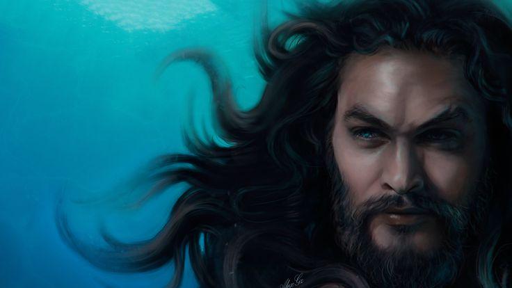 Aquaman 4k New Art superheroes wallpapers, hd-wallpapers, digital art wallpapers…