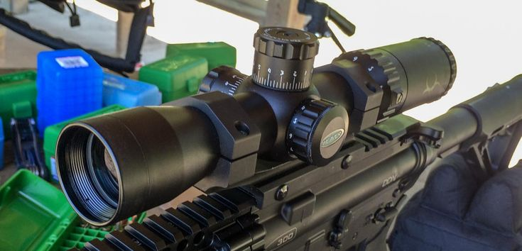 Four Outstanding AR Optics for Less Than $400, You won't see a lot of Zombie features on this Weaver Kaspa-Z, but you will get a great deal on a general purpose AR optic.