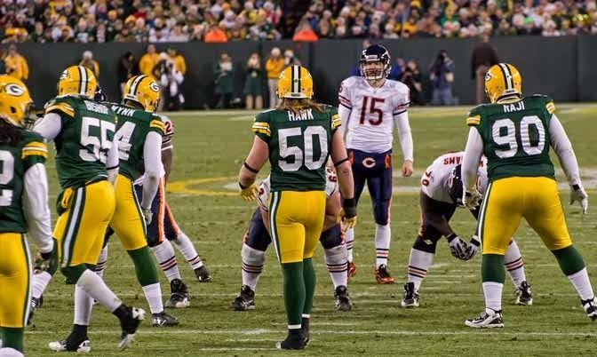Latest News Online: Green Bay Packers win over Chicago Bears.