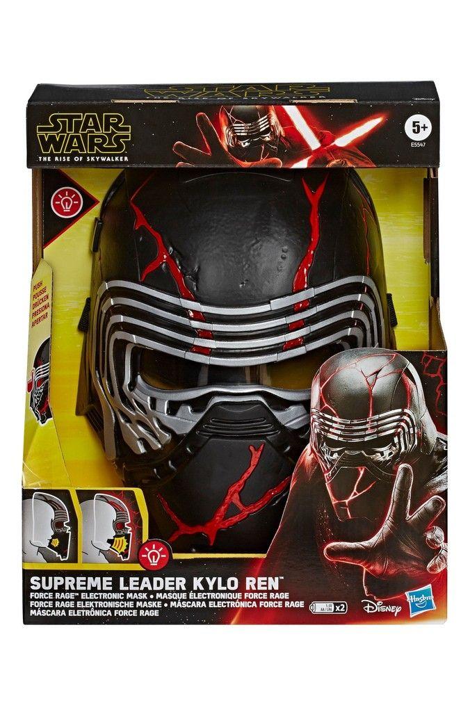 Star Wars The Last Jedi Bladebuilders Kylo Ren Deluxe Electronic LightSaber NIB!