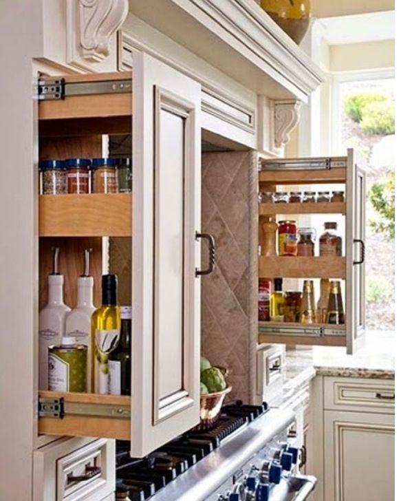 Mejores 35 imágenes de Kitchen en Pinterest | Almacenaje de cocina ...