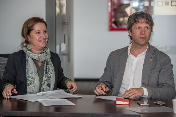 Unidad para las Víctimas y Consejo Noruego de Refugiados se alían para atender a las víctimas en el exterior