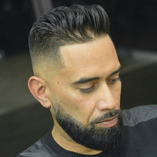 Men S Hairstyles For Oval Faces Fade Haircuts Oval