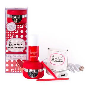 Le mini macaron - Kit vernis semi permanent de Le mini macaron sur Sephora.fr