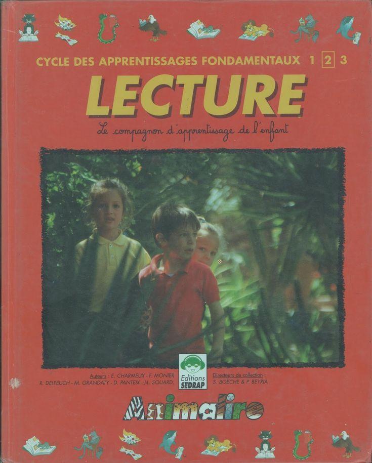 Charmeux, Monier, Delpeuch, Grandaty, Panteix, Souard, Animalire CE1 (1995)