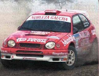 El Campeonato Argentino de Rally de septiembre 2005