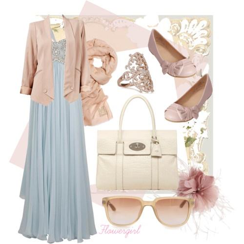 Gorgeous soft pastel colours!